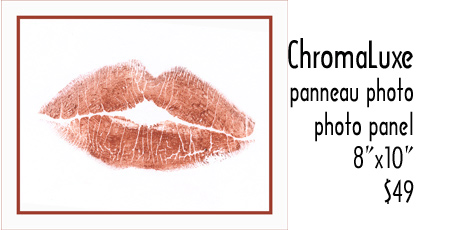 Photo Panneau ChromaLuxe @ $49
