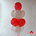 Bouquet de ballons de latex - Le Pot de Fleurs