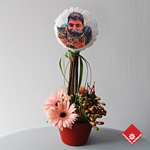 Ballon cadeau livraison