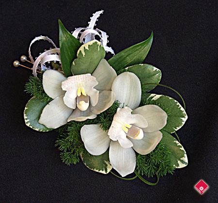 bouquet de corsage fleurs de mariage montr al le pot de fleurs. Black Bedroom Furniture Sets. Home Design Ideas