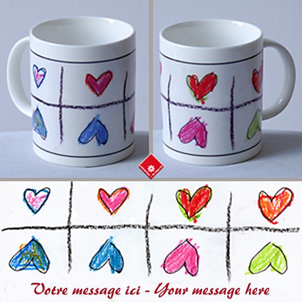cadeau amoureux tasse caf montr al le pot de fleurs. Black Bedroom Furniture Sets. Home Design Ideas