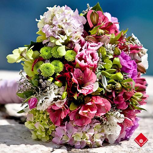 bouquet style champ tre pour mariage montr al le pot de fleurs. Black Bedroom Furniture Sets. Home Design Ideas