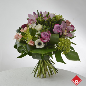 Bouquet de fleurs coup es montr al le pot de fleurs for Bouquet de fleurs quebec