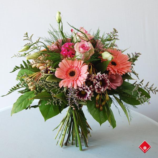 Envoyer des fleurs bouquet de fleurs montr al le pot for Bouquet de fleurs quebec