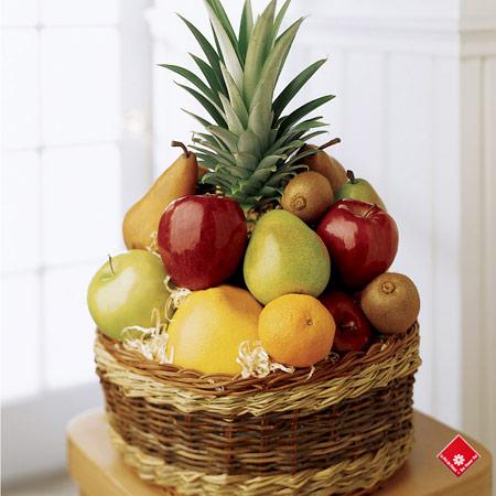 panier de fruits frais pour livraison montr al le pot. Black Bedroom Furniture Sets. Home Design Ideas