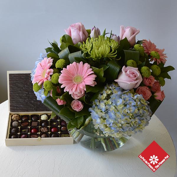 La f te des p res 2018 montr al fleuriste montr al le for Jardin deluxe fleurs