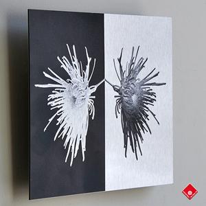 impression d 39 art num rique sur aluminium le pot de fleurs. Black Bedroom Furniture Sets. Home Design Ideas