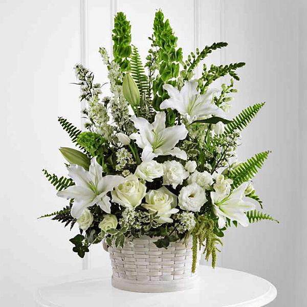 Fleurs mortuaires for Livrer des fleurs demain